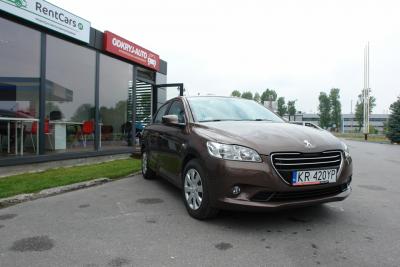 Rent A Car Warsaw Modlin