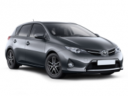 photo Toyota Auris