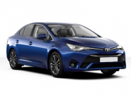 photo: Toyota Avensis