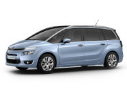 photo: Citroen C4 Grand Picasso Automat