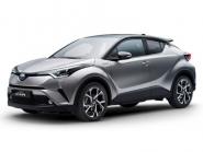 photo: Toyota C-HR