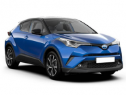 photo Toyota C-HR Hybryda