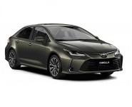 photo: Toyota Corolla