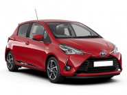 photo Toyota Yaris Automat